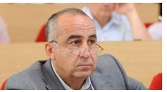 Aslan Khashir gave up his post in Council of Federation of Russia to Nurbiy Samogov