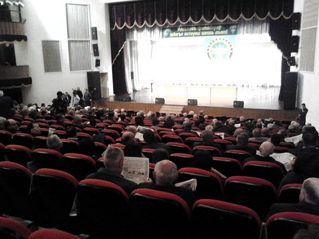 In Adygea passed a convention of the «Adyghe Khasa» – «role model» of democracy and openness