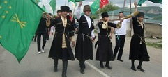 Circassian Activists Seek Assistance of Ukraine for Recognition of 'Genocide'