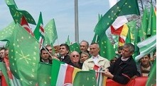 Circassians of Turkey organized a rally in Istanbul for the right of mother-tongue