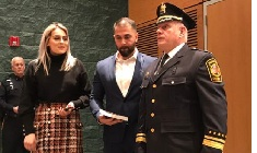 Passaic County appoints first Muslim undersheriff during promotion ceremony