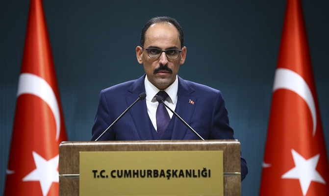 Turkey to continue to defend rights of Crimean Tatars, presidential spox says